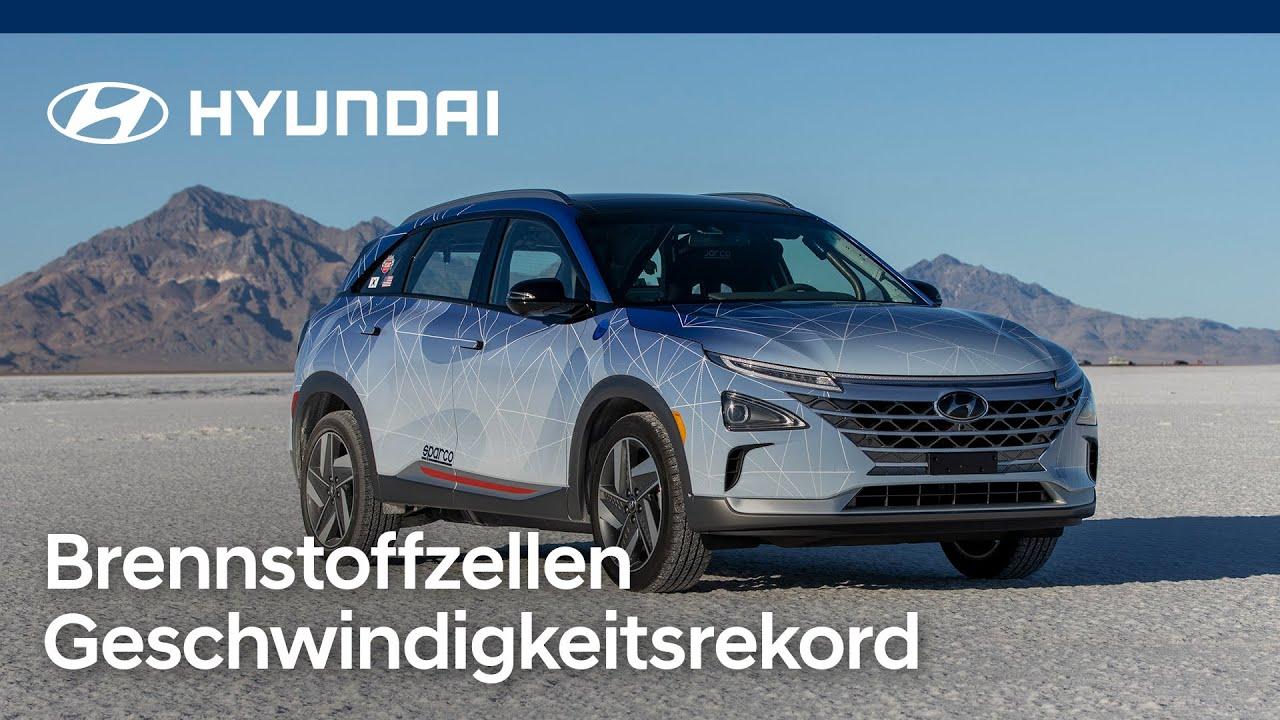 Video – Hyundai | NEXO Konzept mit Brennstoffzelle