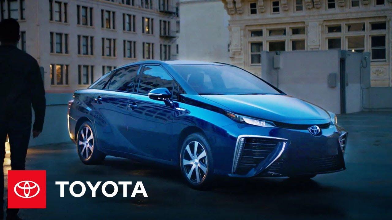 Wasserstoff-Auto in Serie: Toyota Mirai