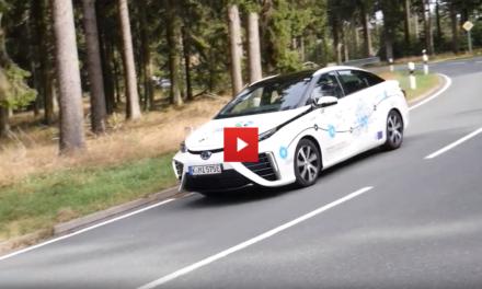 Toyota Mirai – Wasserstoff besser als Batterieantrieb?