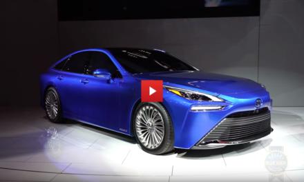 Wasserstoff-Auto Toyota Mirai II 2020 – Erster Eindruck (Englisch)