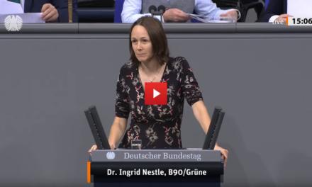 Ingrid Nestle (B90/Grüne) vs Klaus Ernst (Linke) vs Michael Theurer (FDP) – Wasserstoff als Energieträger