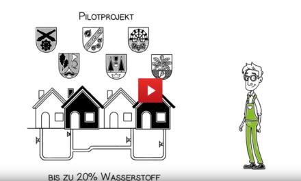 Sachsen-Anhalt: Pilotprojekt mit Wasserstoff im Gasnetz