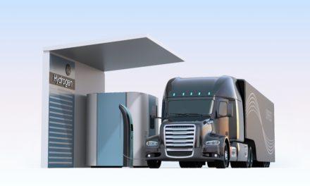 Daimler & Volvo: Brennstoffzellen für Lkws gehen in Serie