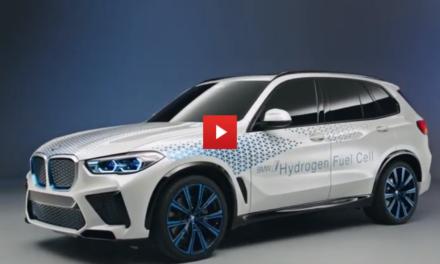 Video: BMW i Hydrogen Next SUV – 2022 BMW X5