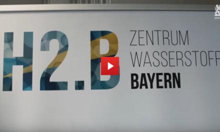 #Bayern: Gründung des Zentrums Wasserstoff