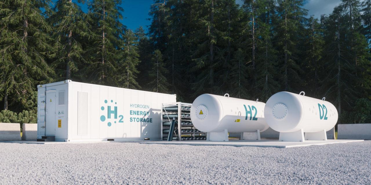 """Das """"Wasserstoff-Dorf"""" in Bitterfeld: Erste H2-Infrastruktur in Deutschland"""