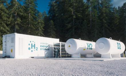 Wasserstoff für die Stromwende einsetzen